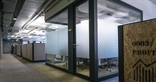 Glass Partitions - Sandblast Decals